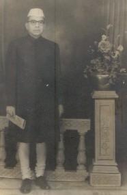 Lt. Seth Govind Das
