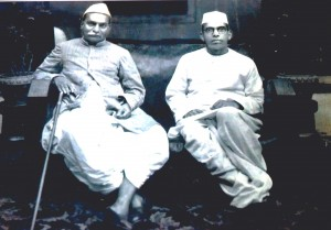 Shri Dr. Rajendra Prasad & Shri Seth Govind Das Group Photo
